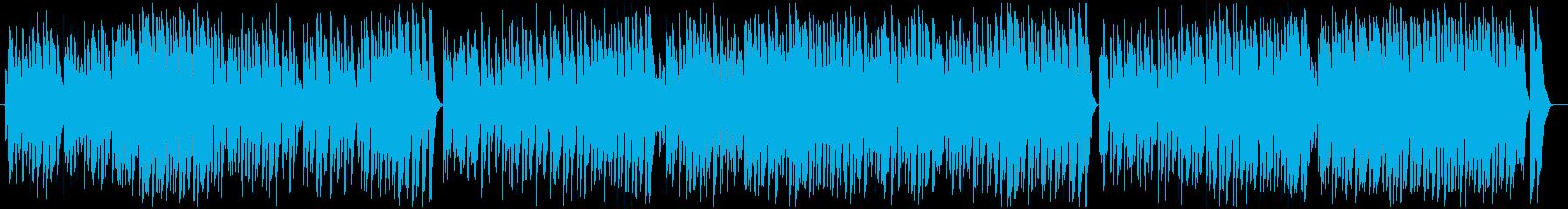 ディキシーランド ラグタイム 室内...の再生済みの波形