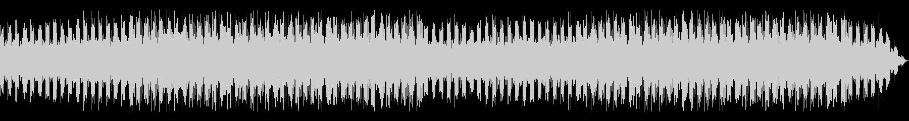 AIやアンドロイドのシステム起動中の未再生の波形