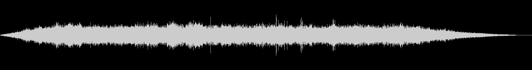 海 波 浜辺 海岸 カモメの環境音 18の未再生の波形