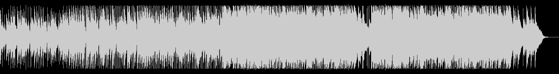 優しくて壮大なバラードインストの未再生の波形