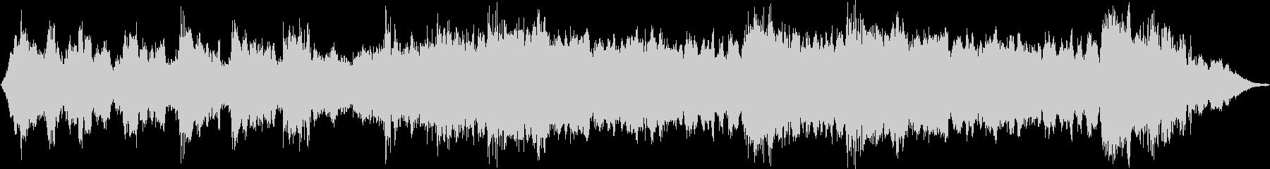 フレンチホルンとストリングスが特徴...の未再生の波形
