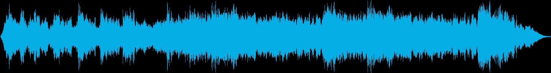 フレンチホルンとストリングスが特徴...の再生済みの波形