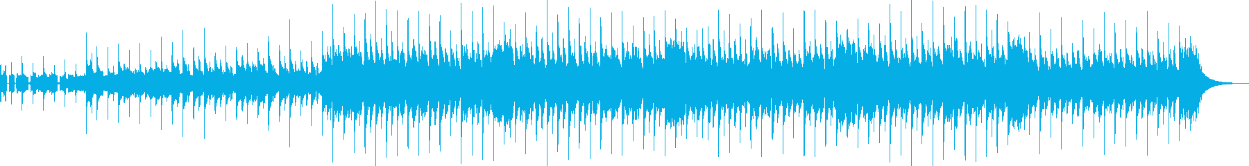 小人時計の再生済みの波形