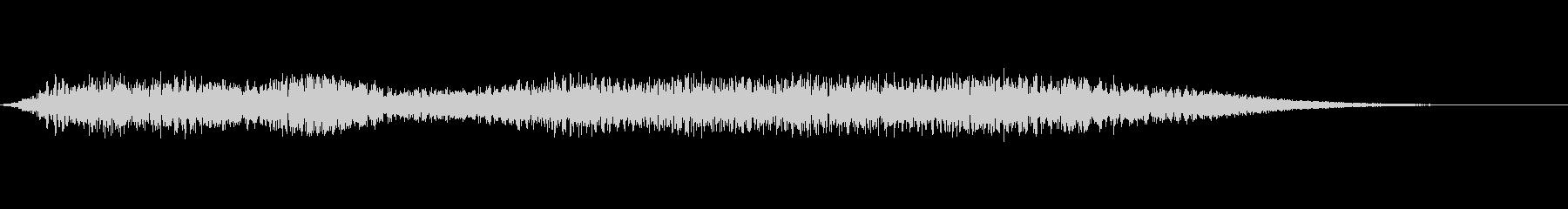 ドローンスプリングランブル3-5.0の未再生の波形