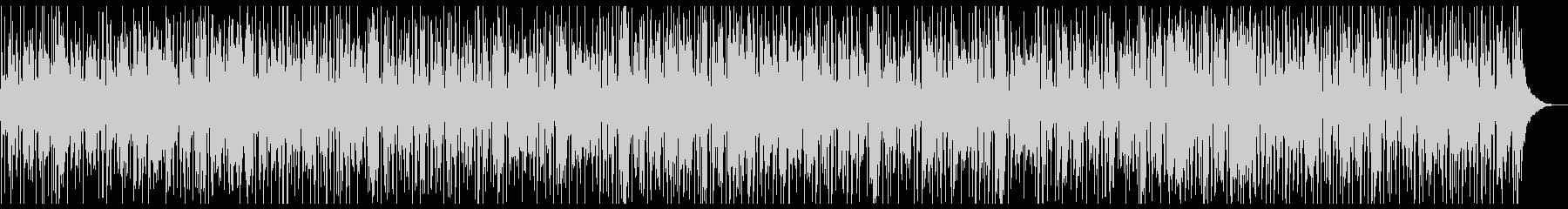 くつろぎタイムのジャズファンクの未再生の波形