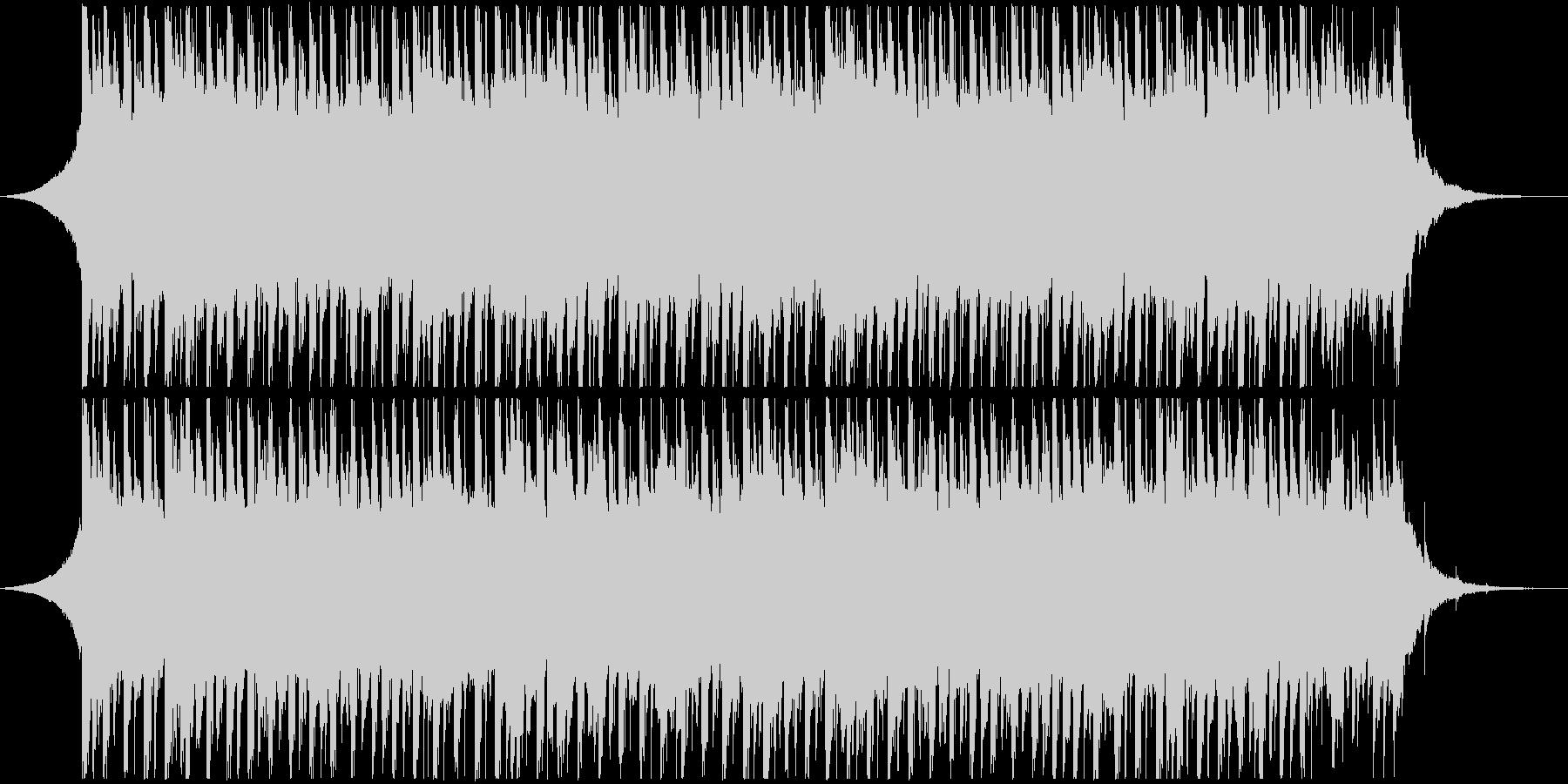 医療(40秒)の未再生の波形