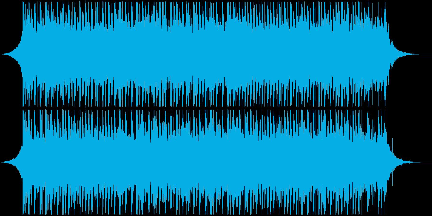 医療(40秒)の再生済みの波形