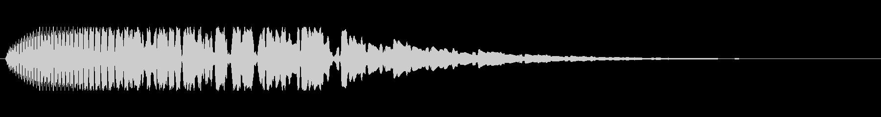 ボン エラーなどにの未再生の波形