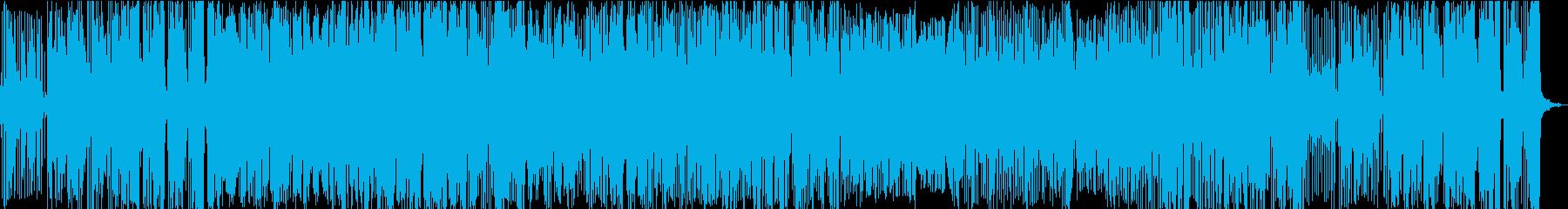 ジャズ。ジャズクインテット、2つの...の再生済みの波形
