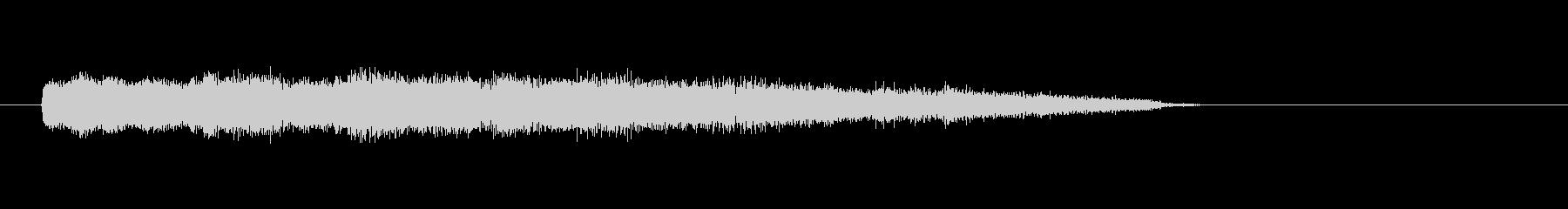 テーマ36:フルミックスの未再生の波形