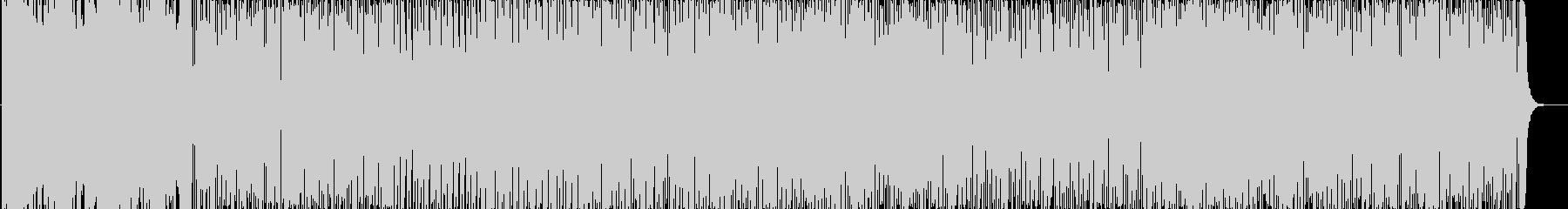 ■GoPro-レトロシンセポップ-ダンスの未再生の波形