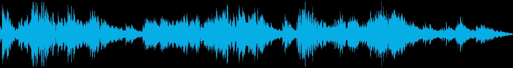 和風音楽-エレピの再生済みの波形