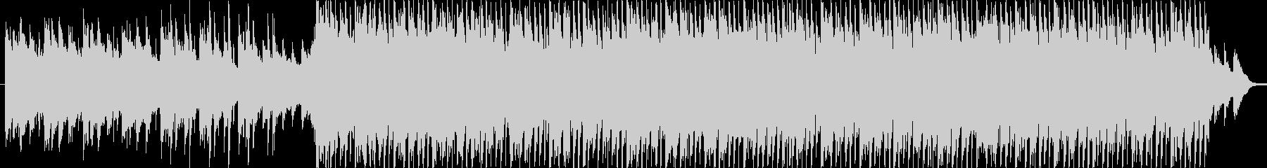 リズミックなポップBGM(60ver)の未再生の波形