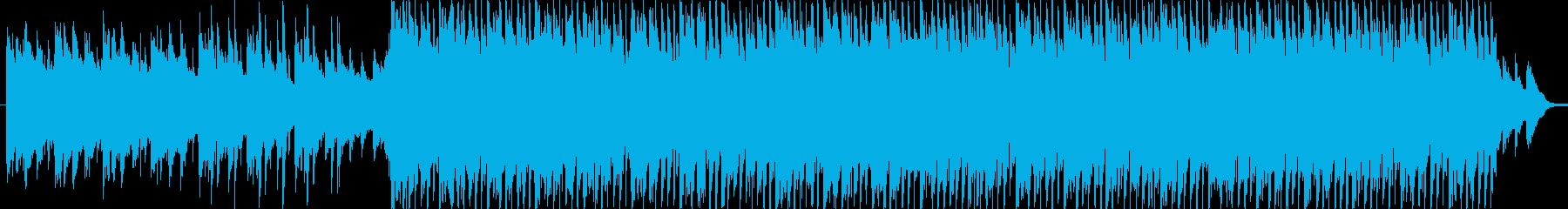 リズミックなポップBGM(60ver)の再生済みの波形