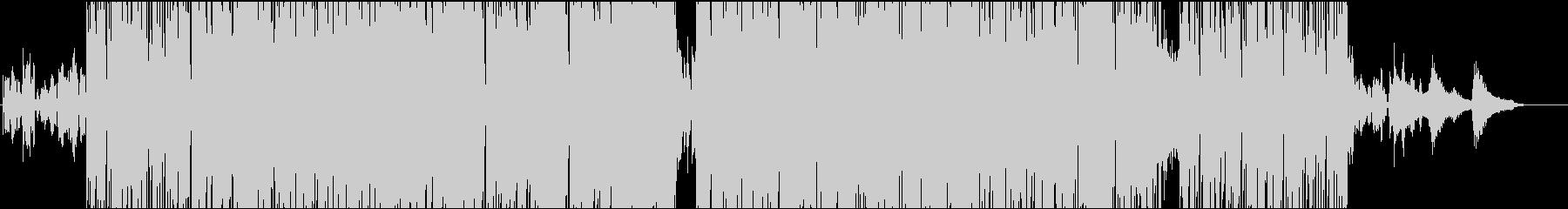 A.I.の未再生の波形