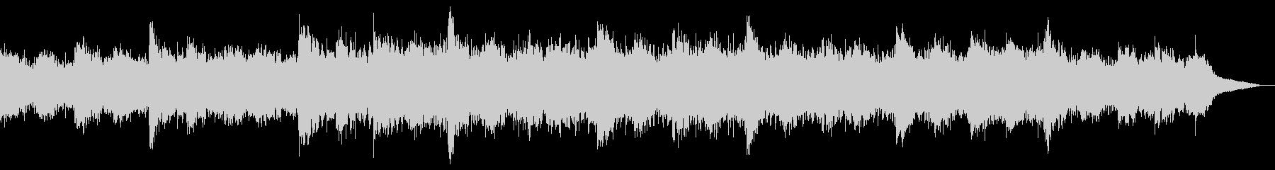 インダストリアルな機械的IDMテクスチャの未再生の波形