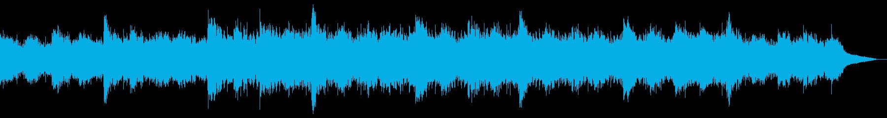 インダストリアルな機械的IDMテクスチャの再生済みの波形