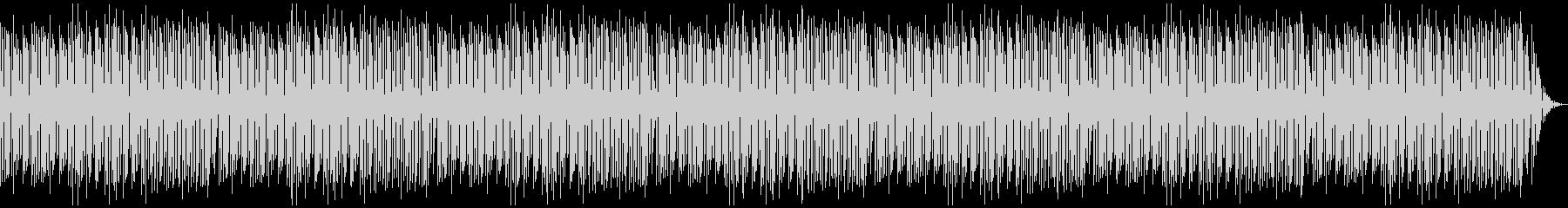 ほのぼのしたピアノのBGM。日常など。の未再生の波形