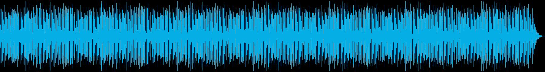 ほのぼのしたピアノのBGM。日常など。の再生済みの波形