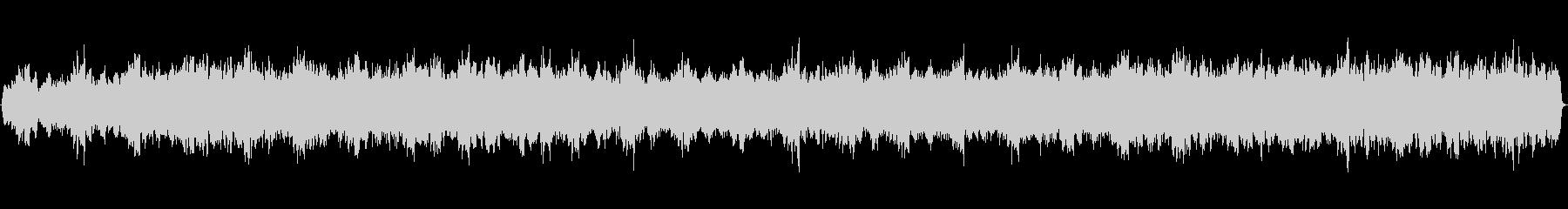 パッヘルベルのカノンの未再生の波形