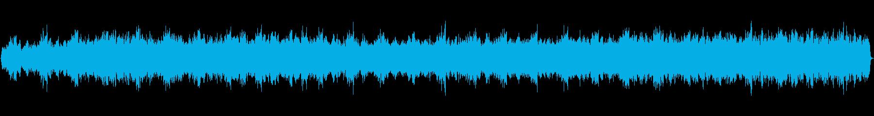 パッヘルベルのカノンの再生済みの波形