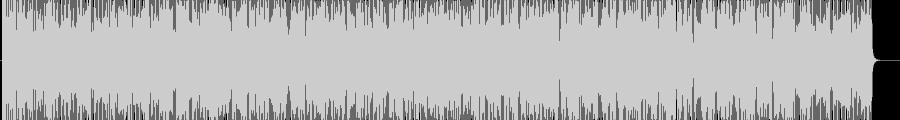 ★ブラス&エレクトロなバトルダンスポップの未再生の波形