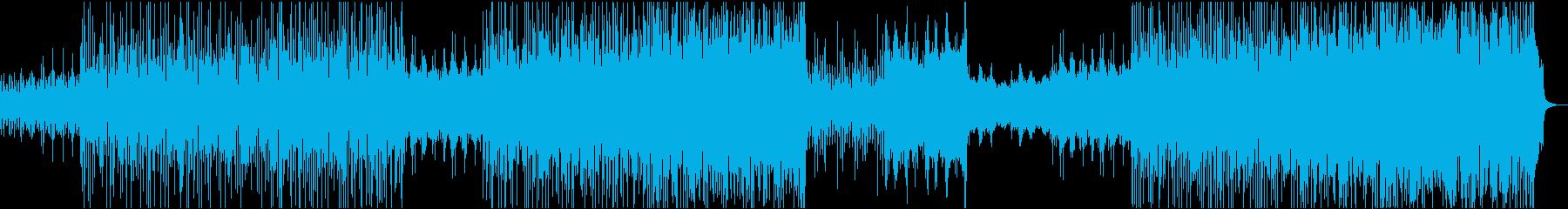 中国国家 神経質 レトロ エキゾチ...の再生済みの波形