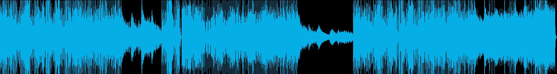 少しコミカルなマーチです。の再生済みの波形