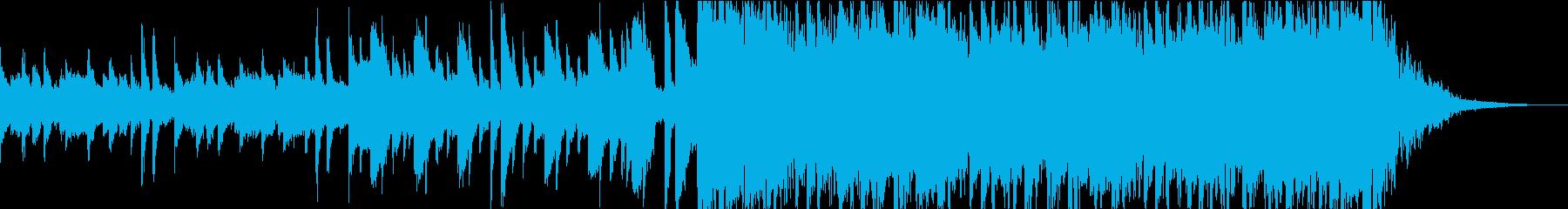 可愛いライブ入場SE_CMにも 30秒の再生済みの波形