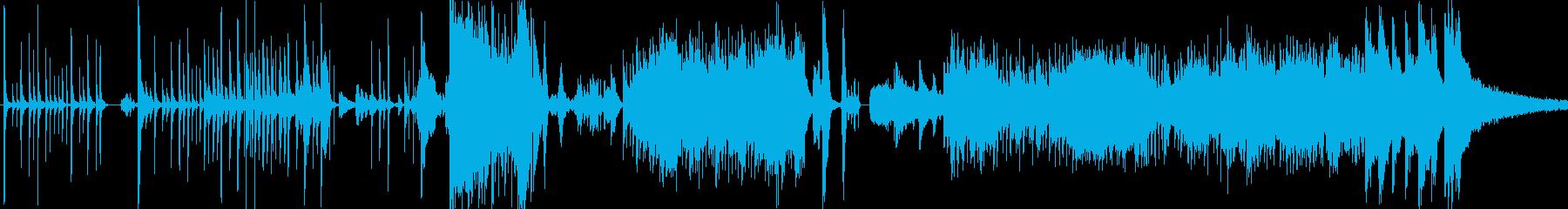 風変わりなサスペンスフルオーケスト...の再生済みの波形