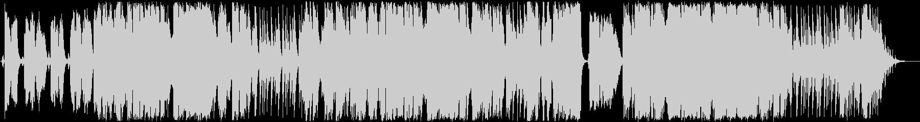 アカペラから始まる絵本風のピアノバラードの未再生の波形