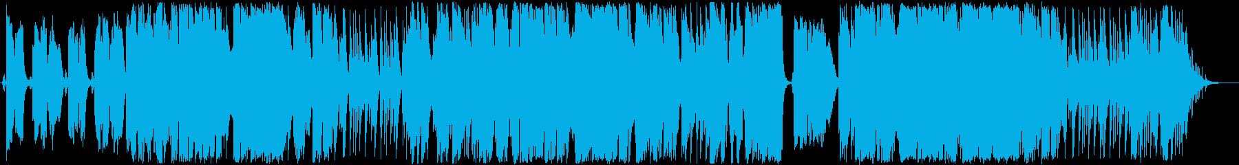 アカペラから始まる絵本風のピアノバラードの再生済みの波形