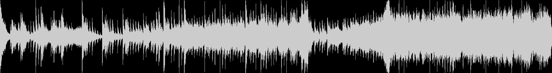 和の雰囲気/感動的なオーケストラ/ループの未再生の波形