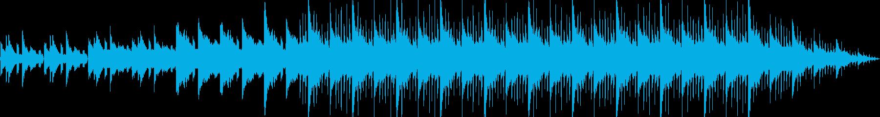 ポップとロックの背景。簡単です。の再生済みの波形