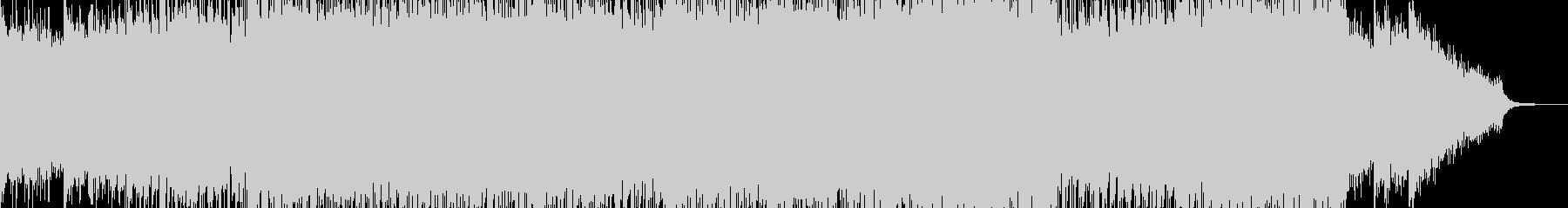 ストリングス・幕開け盛大な作品に 短尺の未再生の波形