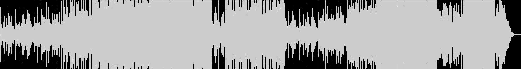 ゆったり切ないFuture RnBの未再生の波形