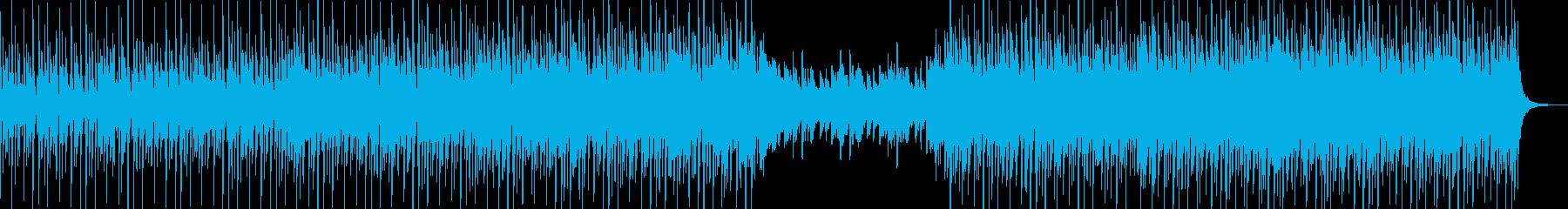 ブレイクビーツ ほのぼの 幸せ フ...の再生済みの波形