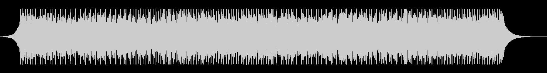 情報を入手する(60秒)の未再生の波形