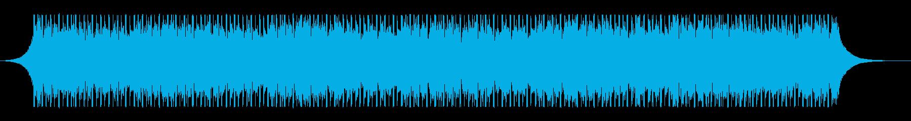 情報を入手する(60秒)の再生済みの波形