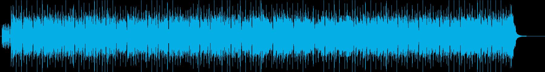 ブルース ポップロック ワイルド ...の再生済みの波形