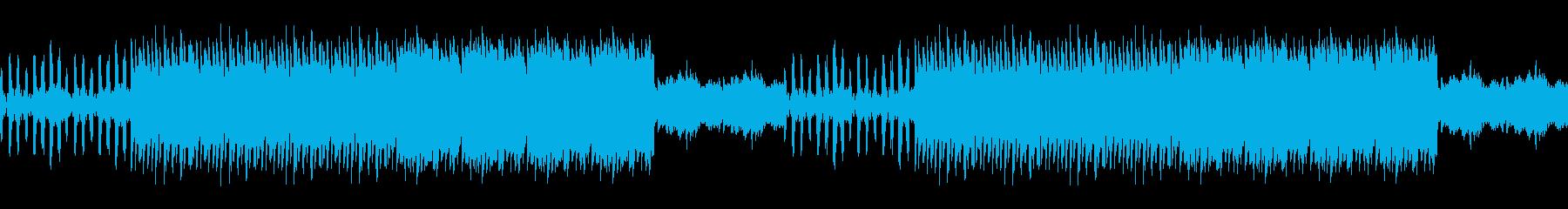 【テーマパーク/キラキラポップス】の再生済みの波形