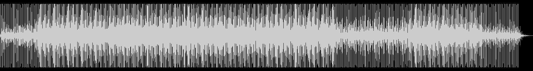 LightHouseの未再生の波形