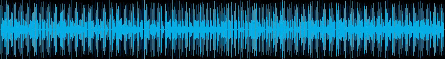 90年代初期Jazz Hip Hopの再生済みの波形