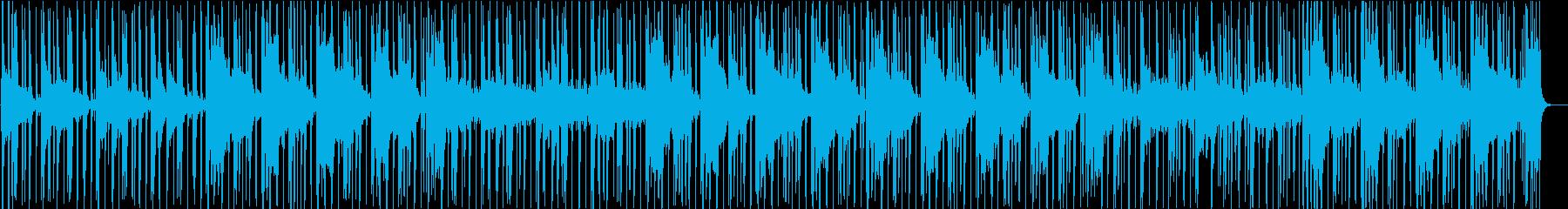 寂れた大人な雰囲気のR&Bの再生済みの波形