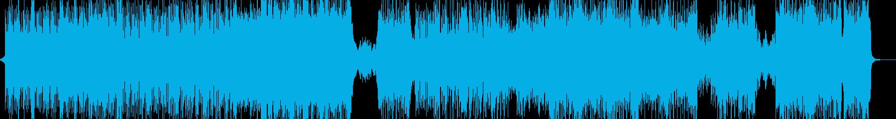 明るくカラフル☆ミックスポップ Lの再生済みの波形