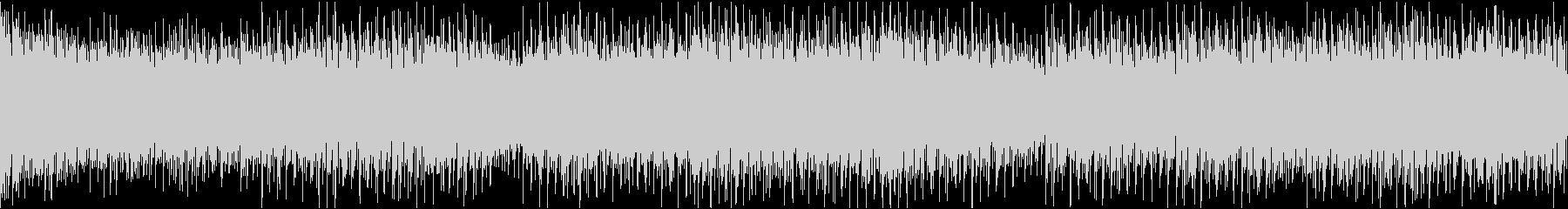 無限ループ仕様・ニュース向け汎用BGMの未再生の波形