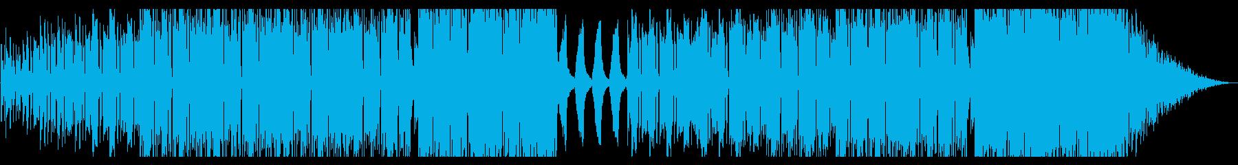アーバン/Hiphop_No402の再生済みの波形