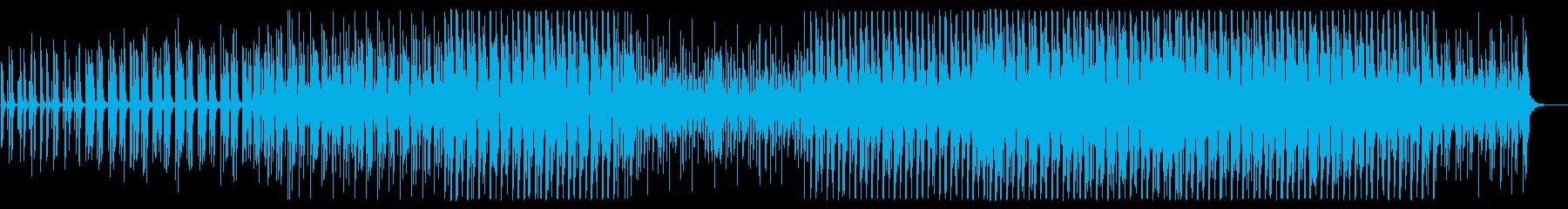 夏の終わり おしゃれなハウス EDMの再生済みの波形