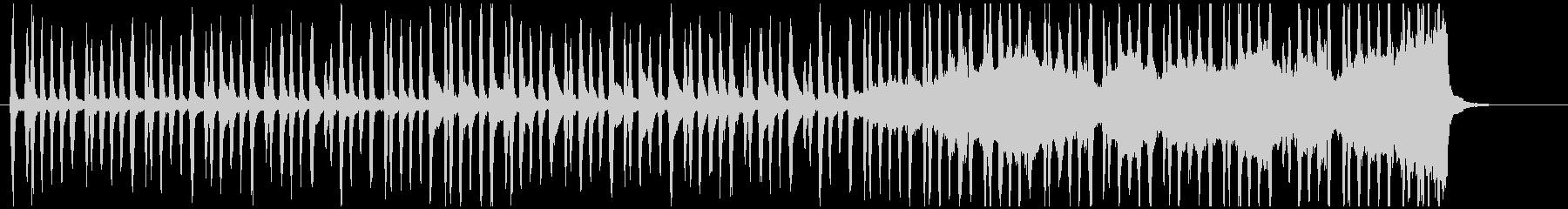 オーケストラ・和風な春の始まりBGMの未再生の波形