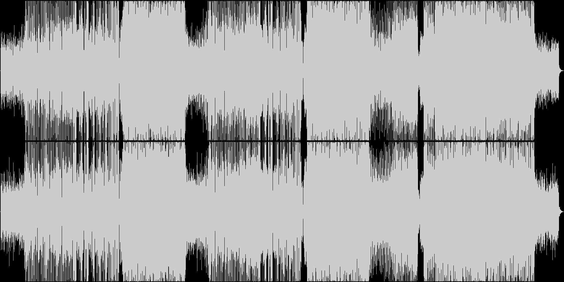 風刺系エレクトロソング。衝動的!の未再生の波形